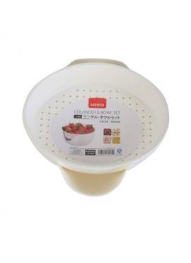 Dual-layer Fruit Bowl