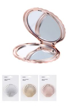 Shell Folding Mirror