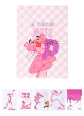 Pink Panther Folders (3 pack)