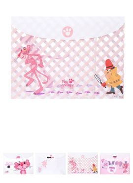 Pink Panther Series Envelope Folder (2 pack)