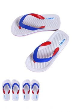 Sports Series Children's Flip Flops (White)