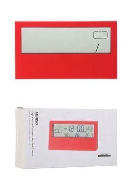 Digital Alarm Clock with Weather Forecast