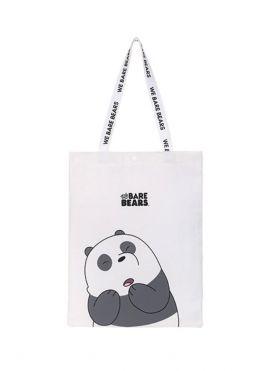 We Bare Bears Shopping Bag