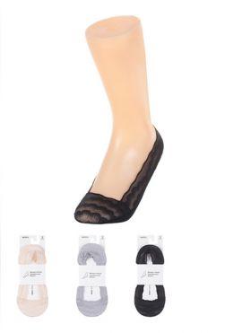 Women's No-show Socks