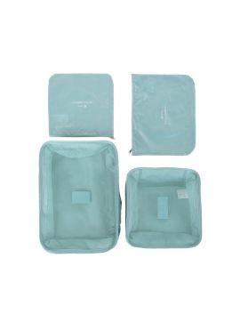 Foldable Travel Organizer Bag 4 Pack