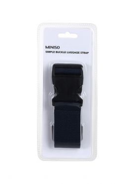 Simple Buckle Luggage Strap