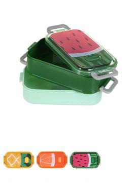 Fruit Series Double-layered Bento Box