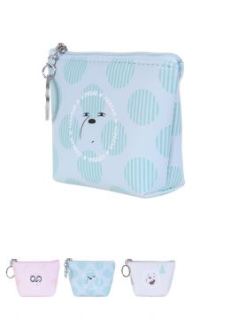 We Bare Bears - Trapezoid Coin Purse