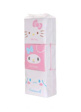 Sanrio - Cute Tissues (6 Pack)