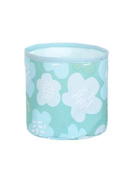 Floral Mini Storage Basket