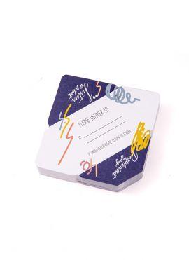 Glacier Series Envelope Sticky Notes