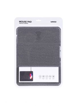 Wireless Charging Mouse Pad Model No.:YM-C16