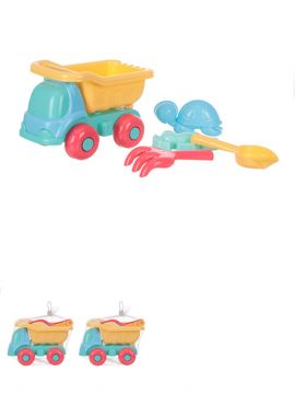 Sand Toy- Sand Truck Kit