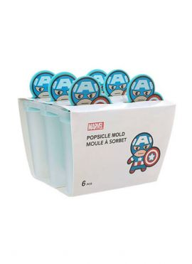 Marvel Collection - Popsicle Mold