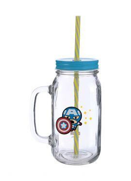 Marvel Collection Jar Mug