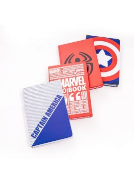 Marvel Collection Memo Book
