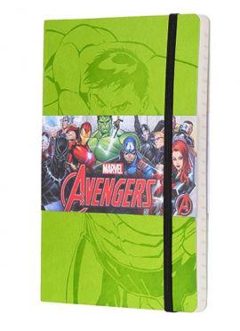 Marvel Collection PU Memo Book - Hulk