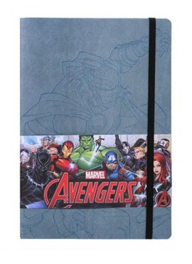 Marvel Collection PU Memo Book - Thor