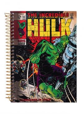 Marvel Collection Wirebound Book - Small