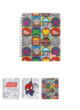 Marvel Collection Wire Bound Book