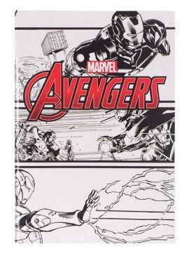 Marvel Collection Memo Book Set