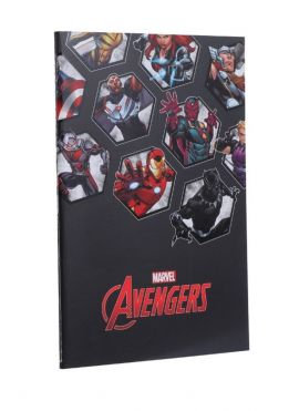 Marvel Collection Stitch Bound Book