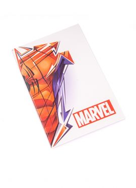 Marvel Collection Stitch Bound Book - Spider-man