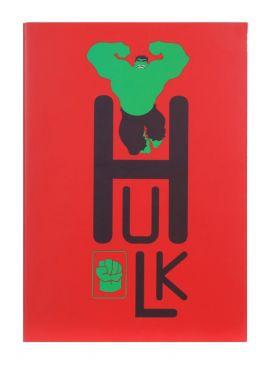 Marvel Collection Stitch Bound Book - Hulk