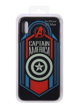 Marvel Collection Phone Case for iPhone XS Max