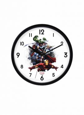 Marvel Collection Wall Clock