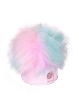 Pencil Sharpener with colorful furry ball