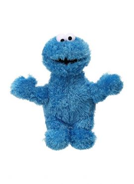 Sesame Street - 10 Inch Plush Toy (Cookie Monster)