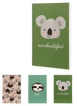 Rainforest Series - Memo Book (96 Pages)