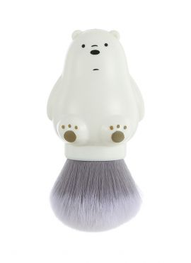 We Bare Bears Makeup Brush