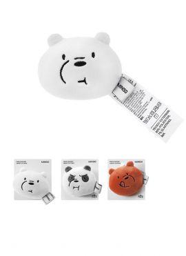 We Bare Bears Fridge Magnet