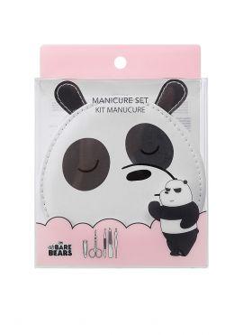 We Bare Bears Manicure Set