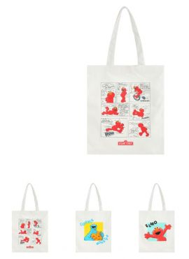Sesame Street Shopping Bag