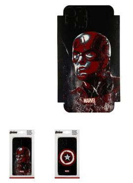 Marvel Collection Sticker Decal Skin Cover (Captain America)
