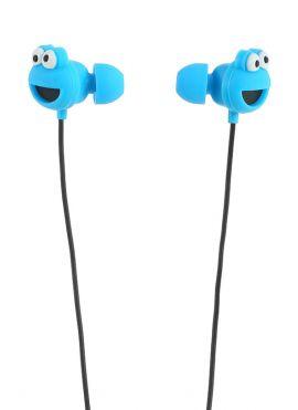 Sesame Street - Earphones (Cookie Monster)