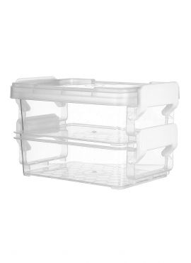 Two-layer Storage Box (Short)