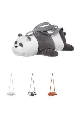 We Bare Bears Crossbody Bag