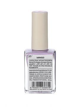 Lasting Peel off Nail Polish#14