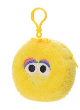 Sesame Street Round Coin Purse (Big Bird)