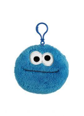 Sesame Street Round Coin Purse(Cookie Monster)