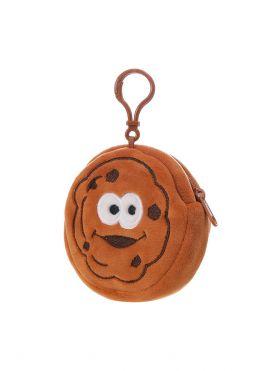 Sesame Street Round Coin Purse(Cookie)