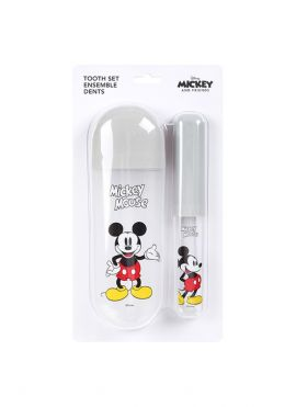 Mickey Mouse Collection Toothbrush Set