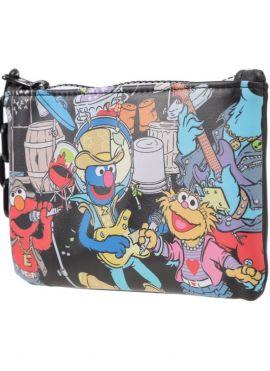 Sesame Street Rock Singer Clutch Bag