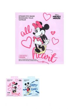 Mickey Mouse Collection Steam Eye Mask (5PCS) (Unscented)