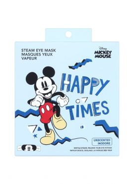 Mickey Mouse Collection Steam Eye Mask (5pcs ,Orange)