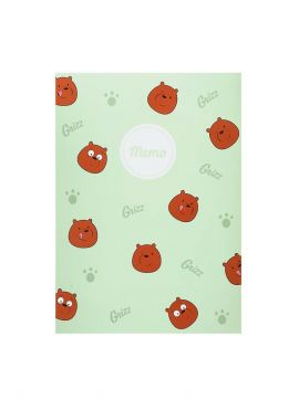 We Bare Bears A4 Notepad